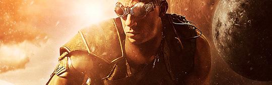 Riddick – Vin Diesel kündigt nächsten Film und Spin Off-Serie im Riddick-Universum an