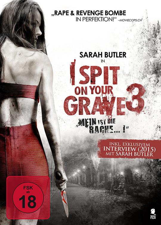 I Spit On Your Grave 3 Deutsch