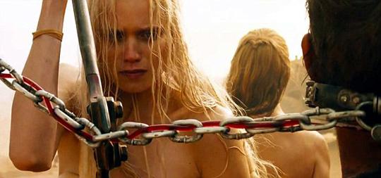 "Abby Lee in ""Mad Max: Fury Road"". ©Warner Bros"