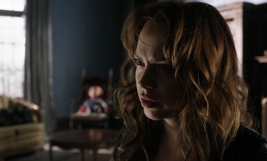 Will Chucky tot sehen: Diona Dourif