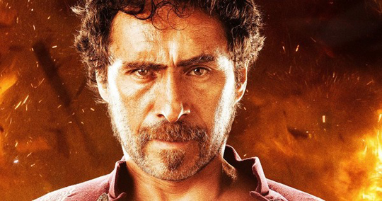 "Demian Bichir in ""Machete Kills"""