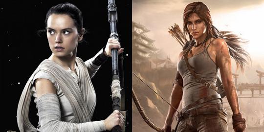 Daisy-Ridley-Lara-Croft-Tomb-Raider-casting