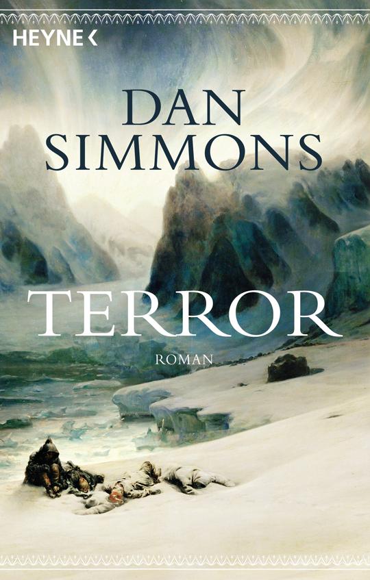 Terror von Dan Simmons