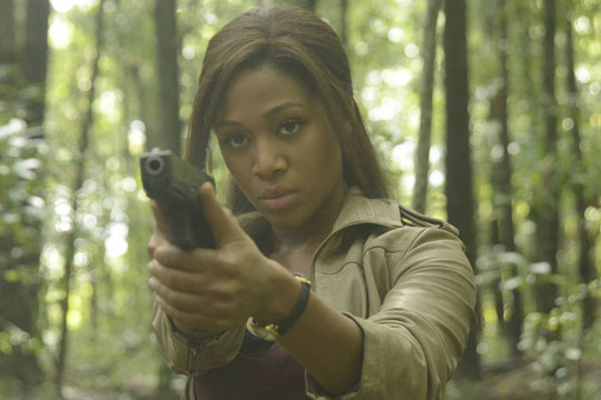 "Nicole Beharie in ""Sleepy Hollow"". ©FOX"