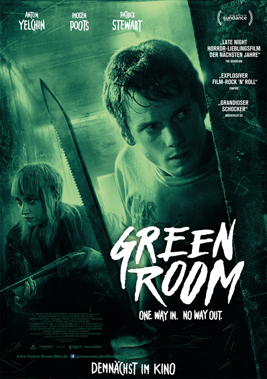 GREEN_ROOM_Plakat