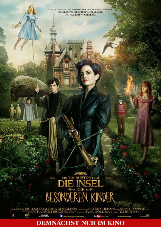 DieInselDerBesonderenKinder_Poster_SundL_1400