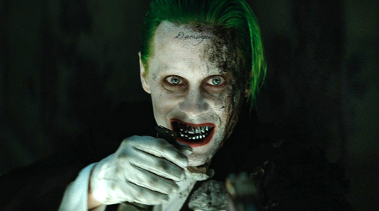 "Demnächst mit ""Suicide Squad"" im Kino: Jared Leto"