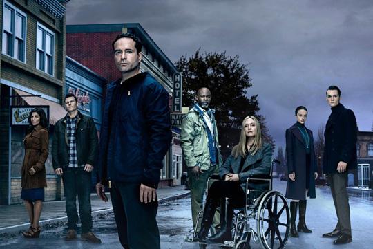 Der Cast der zweiten Staffel. ©obs/Fox International Channels
