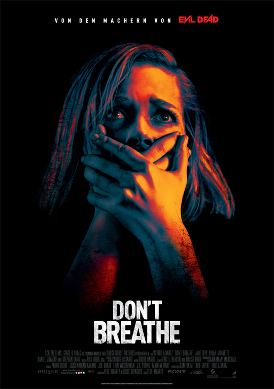 DONT BREATHE_One Sheet_Germany