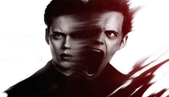 "Bill Skarsgård in ""Hemlock Grove."" ©Netflix"