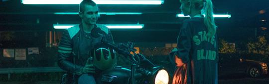 Nerve – Offizielles Kinoposter: Dieses Spiel bringt Emma Roberts in Lebensgefahr