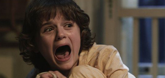"Joey King in ""The Conjuring. ©Warner Bros."