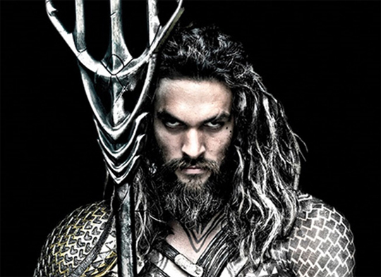 "Jason Momoa als ""Aquaman"". ©Warner Bros."