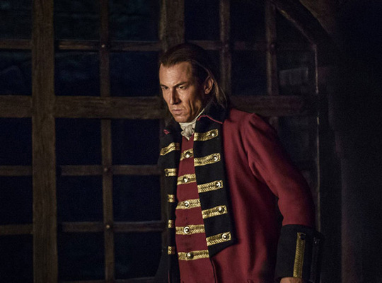 "Tobias Menzies in ""Outlander"". ©Starz"