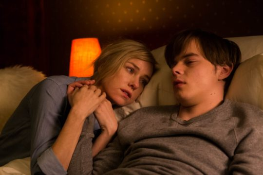 "M170 Naomi Watts and Charlie Heaton star in EuropaCorp's ""SHUT IN"". Photo Credit: Jan Thjs ©2015 EuropaCorp - Transfilm International Inc."