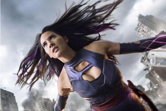 "Olivia Munn in ""X-Men: Apocalypse"". ©20th Century Fox"