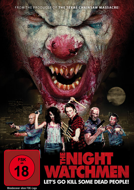 The Night Watchmen (2017) PL.BRRip.XviD-SP / LEKTOR PL IVO
