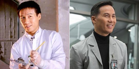 """Henry Wu in """"Jurassic Park"""" und """"Jurassic World"""""""