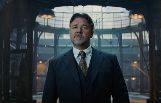 "Russell Crowe im kommenden ""Die Mumie"". ©Universal Pictures"