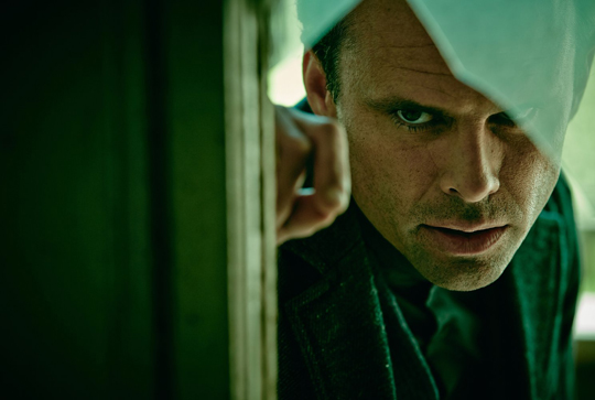 Walton Goggins in Justified (2010). ©FX