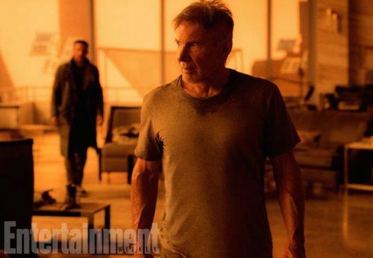 Blade Runner 2049 (2017) Harrison Ford
