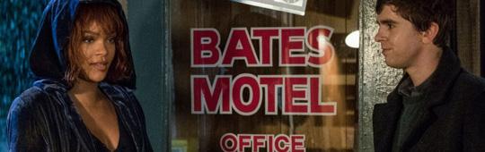 Bates Motel – Szene aus Staffel 5: Rihanna stellt die berühmte Duschszene nach