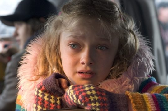 """Dakota Fanning in """"Krieg der Welten""""."""