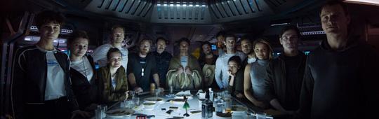 Alien: Covenant – 5 Minuten langer Prolog-Kurzfilm stellt die Mannschaft vor