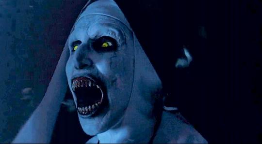 Horrorfilm Nonne