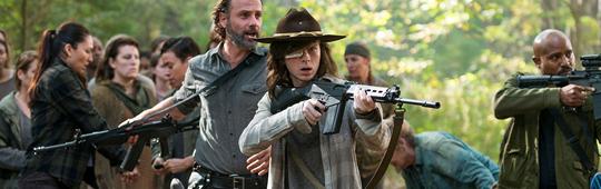 The Walking Dead – Das bedeutet Krieg: Season 8 Trailer kündigt große Schlacht an
