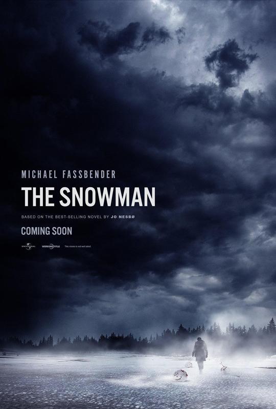 The Snowman – So finster die Nacht-Schöpfer stellt das erste ...