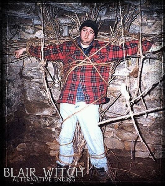 Blair Witch Project Ende