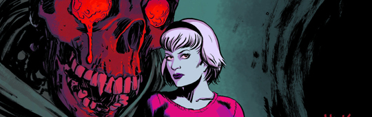 Chilling Adventures of Sabrina – Netflix enthüllt das erste Poster zur Horror-Serie