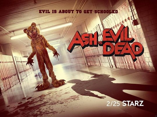 Ash Vs Evil Dead Staffel 3