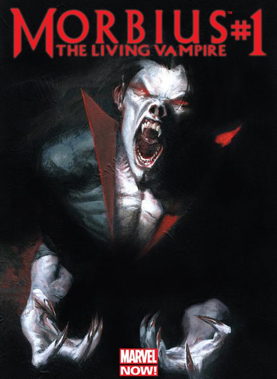 Morbius the Living Vampire – Neue Filmdetails zum vampirischen Marvel-Spin-Off