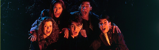 Are You Afraid of the Dark? – Paramount verfilmt die Grusel-Anthologie fürs Kino