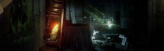 Call of Cthulhu – Fünf unheimliche Minuten aus dem H.P. Lovecraft-Psycho-Horror