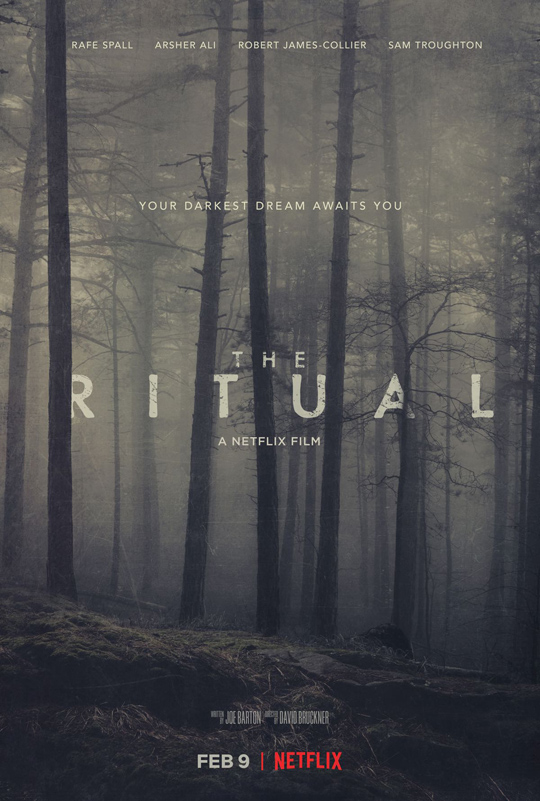 Image result for the ritual netflix