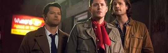 Supernatural – Sender kann die finale Staffel nicht zu Ende bringen
