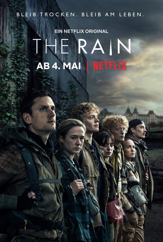 Bildergebnis für the rain netflix plakat