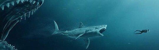 The MEG – Großer Mega-Hai-Horror soll ein ganzes Franchise lostreten