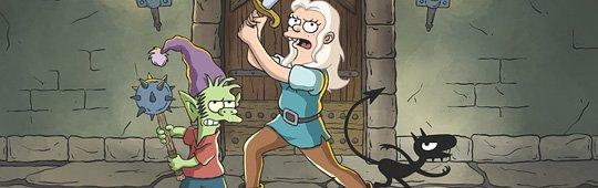 Disenchantment – Für Erwachsene: Matt Groening stellt seine Netflix-Serie vor