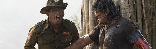Rambo V: Last Blood – Blutverschmiert: Neues Bild zeigt Rambo in Aktion