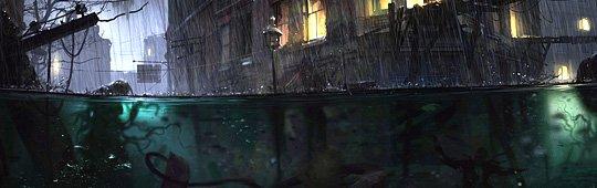 The Sinking City – Teaser-Trailer lässt die Welt von H.P. Lovecraft aufleben