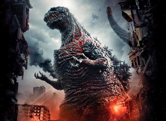 Godzilla King Of The Monsters Poster Shin Godzilla 2 – To...