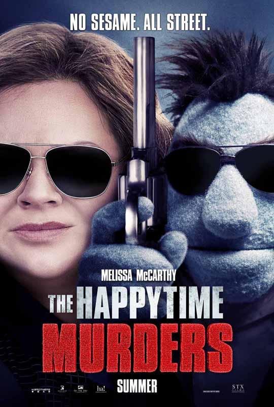 Happytime Murders Trailer