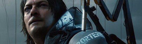 Death Stranding – Norman Reedus gegen das Unsichtbare: Synopsis und Gameplay Trailer