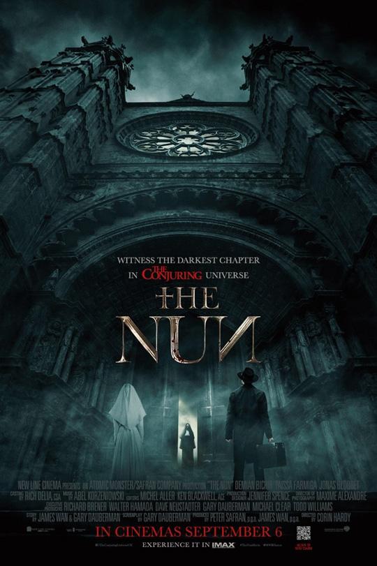The Nun Ist Der Erfolgreichste Film Der Ganzen The Conjuring Saga