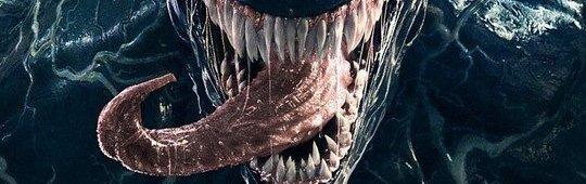 Venom – Filmemacher deutet Unrated Fassung an, neues Poster zum Kinostart