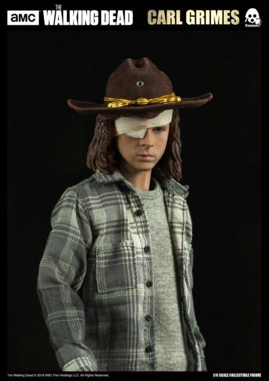The Walking Dead Nach Rick Daryl Und Negan Threezero